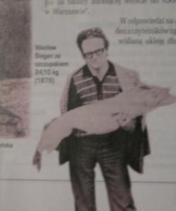 Rekord Polski szczupaka