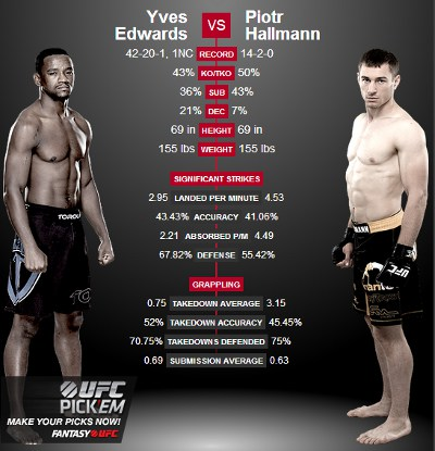 Hallmann vs. Edwards